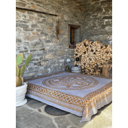 celtic-wheel-stonewash-decoration-cloth-picture-bedspread-party-decoration-blue-grey-moskitoo-india-kult-rorschach