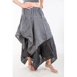 Fern Stripe Skirt