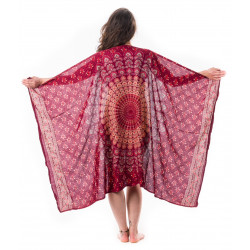mandala-sarong-lungi-pareo-dark-red-summer-beach-dress-yoga-towel-moskitoo-india kult-