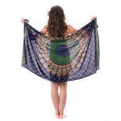 mandala-sarong-lungi-pareo-blue-green-summer-beach-dress-yoga-towel-moskitoo-india-kult