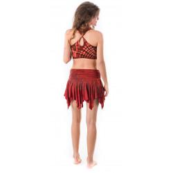 batik-yoga-bra-dance-top-viscose-orange-coral-moskitoo-india-kult-switzerland