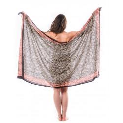 unisex-sarong-pareo-beachtowl-block-print-cotton-black-red-moskitoo-india-kult-swiss