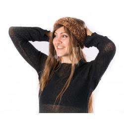 """Wool Hair Band """" Zoe """""""