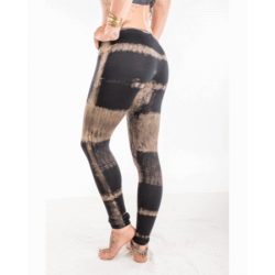 Hypnosis Leggings - Urban Camoflage