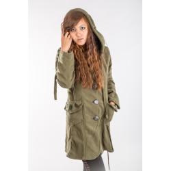 Cozy Nook Coat